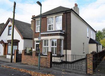Thumbnail 4 bed detached house for sale in Wakeley Road, Rainham, Gillingham