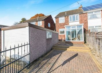 Thumbnail 3 bed semi-detached house for sale in Hansby Close, Leeds