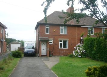 Thumbnail 3 bed semi-detached house for sale in Doncaster Road, Costhorpe, Worksop