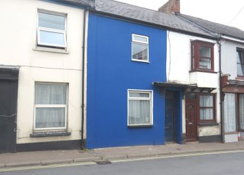 Thumbnail 3 bed terraced house for sale in Exeter Hill, Cullompton, Devon