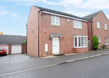 4 bed detached house for sale in Wickmans Drive, Tile Hill, Coventry CV4