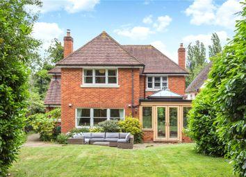 Barnes Lane, Kings Langley, Hertfordshire WD4. 5 bed detached house