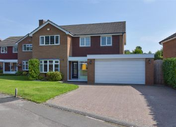 Thumbnail 4 bed detached house for sale in Gleneagles Drive, Sutton Coldfield