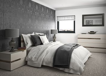 Thumbnail 3 bedroom flat for sale in Waterfront Quay, Manchester