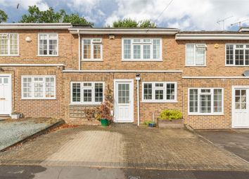 Thumbnail 4 bed terraced house for sale in Dresden Way, Weybridge, Surrey