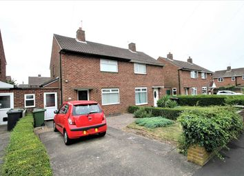Thumbnail 2 bed semi-detached house for sale in Woodburn Close, Lincoln