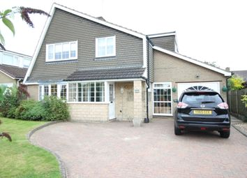 Thumbnail 3 bed detached house for sale in Rowan Crescent, Worksop