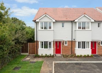 Thumbnail 3 bed semi-detached house for sale in Aspinal Close, Bekesbourne, Canterbury