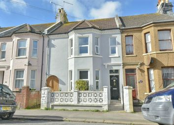 Thumbnail 3 bed terraced house for sale in Cornwall Road, Bexhill-On-Sea, East Sussex