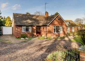 Thumbnail 3 bed detached bungalow for sale in Oxborough, King's Lynn