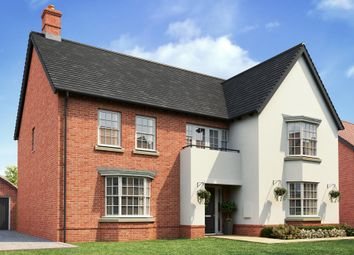 "Thumbnail 5 bedroom detached house for sale in ""Kemble"" at Caistor Lane, Poringland, Norwich"