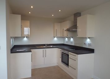 Thumbnail 1 bed flat to rent in Skyline House, Stevenage, Hertfordshire