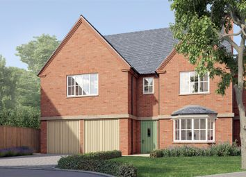 Thumbnail 5 bed detached house for sale in The Falcon, Heyford Meadows, Hankelow