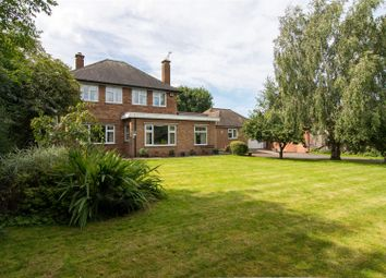 Thumbnail 4 bed detached house for sale in Mill Lane, Witherley, Atherstone