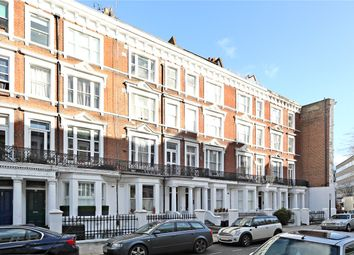 Thumbnail 3 bedroom flat to rent in Maclise Road, Brook Green, London