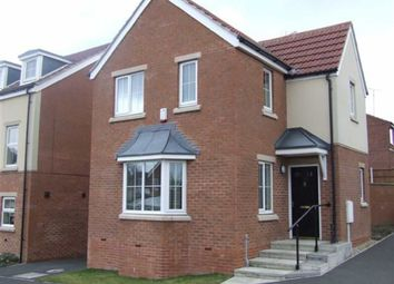 Thumbnail 3 bed detached house to rent in Salestune Mews, Selston, Nottinghamshire