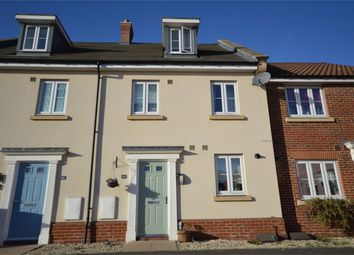Thumbnail 4 bed terraced house for sale in Lord Nelson Drive, Norwich, Norfolk
