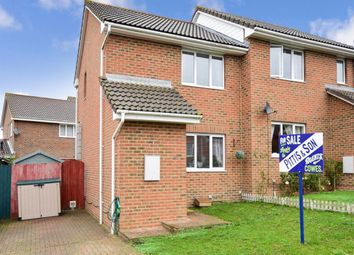 Thumbnail 2 bedroom semi-detached house to rent in Kingslea Park, East Cowes