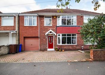 Thumbnail 4 bed semi-detached house for sale in Kirkby Avenue, Sheffield, South Yorkshire