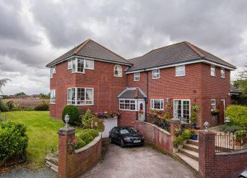 Thumbnail 4 bed detached house for sale in Gaw Hill View, Aughton, Ormskirk