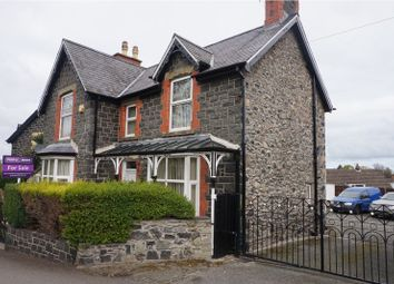 Thumbnail 3 bed detached house for sale in Park Road, Llanfairfechan