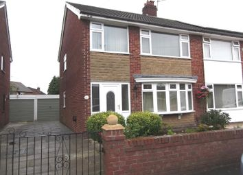 Thumbnail 3 bed semi-detached house for sale in Northfield Close, Clock Face, St. Helens