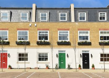Thumbnail 3 bed terraced house for sale in Penny Farthing Mews, High Street, Hampton Hill