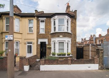 Thumbnail 3 bed end terrace house for sale in Millicent Road, London