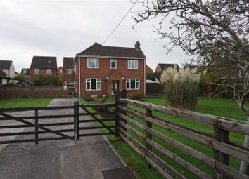 Thumbnail 4 bed detached house to rent in Marsh Road, Hilperton Marsh, Trowbridge