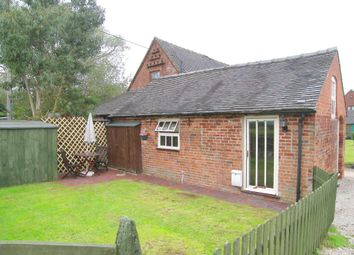 Thumbnail 1 bed bungalow to rent in Bluebell Cottage, Marsh Hollow, Hollington