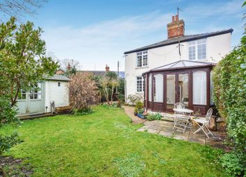 Thumbnail 2 bed semi-detached house for sale in Cemetery Road, Abingdon