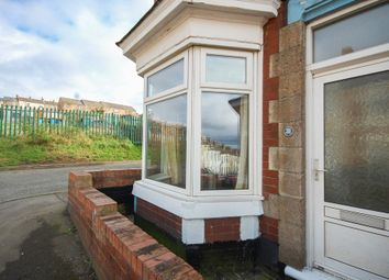 Thumbnail 3 bed end terrace house for sale in Foster Street, Brotton