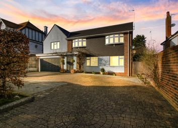 Thumbnail 4 bed detached house for sale in Kingsgate Avenue, Kingsgate, Broadstairs