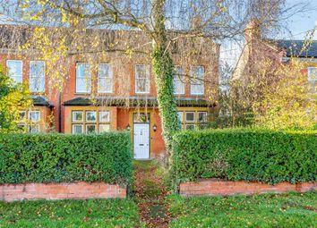 Thumbnail 4 bed semi-detached house for sale in Ashley Lane, Moulton, Northampton, Northamptonshire