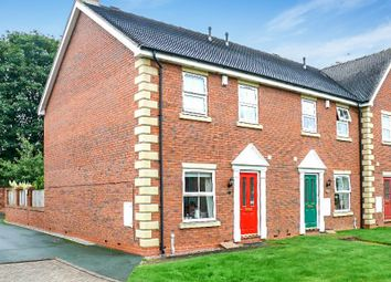 Thumbnail 3 bed semi-detached house to rent in Churche's Court, Nantwich