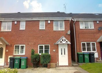 Thumbnail 2 bed terraced house for sale in Cinder Way, Wednesbury