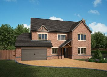 Thumbnail 5 bed detached house for sale in Flaxmoss Gardens, Haslingden, Rossendale