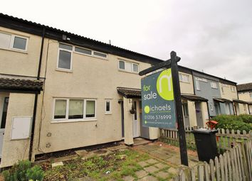 Thumbnail 3 bed terraced house for sale in Rangoon Close, Colchester