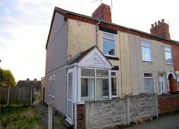 Thumbnail 2 bed end terrace house for sale in South Street, South Normanton, Alfreton