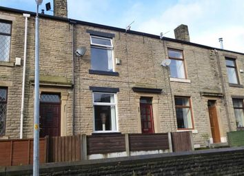 Thumbnail 3 bed terraced house to rent in Wellington Terrace, Rochdale, Lancs