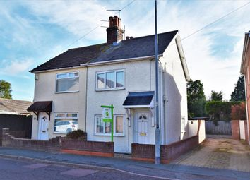Thumbnail 2 bed semi-detached house to rent in St. Johns Road, Colchester