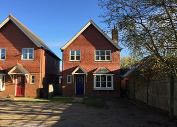 Thumbnail 4 bed detached house to rent in Village Street, Newdigate, Dorking