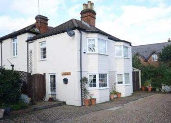 Thumbnail 5 bed detached house to rent in London Road, Bagshot