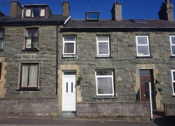 Thumbnail 3 bed terraced house for sale in Victoria Terrace, Criccieth