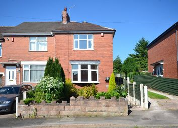Thumbnail 2 bed end terrace house for sale in Graham Street, Bucknall, Stoke-On-Trent