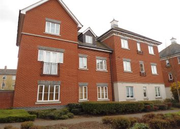 Thumbnail 1 bedroom flat for sale in Demoiselle Crescent, Ipswich