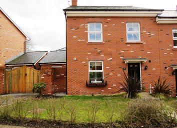 Thumbnail 4 bed semi-detached house for sale in Oswalds Way, Tarporley