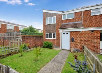 Thumbnail 3 bedroom end terrace house for sale in Bowleymead, Eldene, Wiltshire
