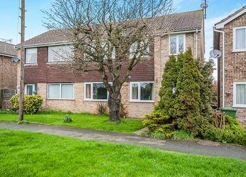 Thumbnail 4 bed semi-detached house for sale in Apreece Way, Stilton, Peterborough