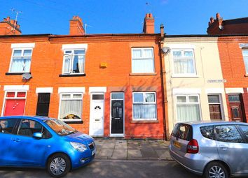 Thumbnail 2 bedroom terraced house for sale in Vernon Street, Leicester